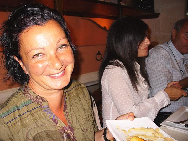 Mara in Vienna 2007